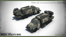 TMS-65 Contamination Vehicle