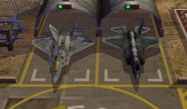 F-35A remodel/reskin