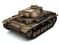 Panzer 3 ausf. L