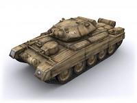 Crusader Mk I/II