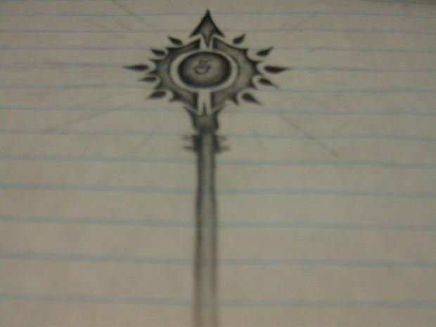 Alfheim sun staff