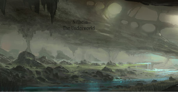 Niflheim wallpaper