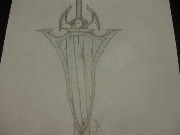 Orcish Heavy Sword