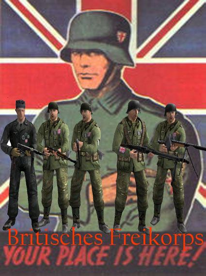Britisches Freikorps Image Fight For Liberty Mod For Men