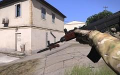 Finished Sa-58 Bayonet