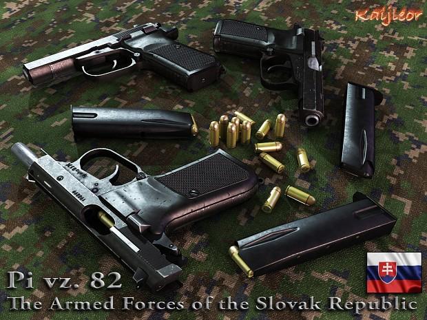 9mm Pi vz.82