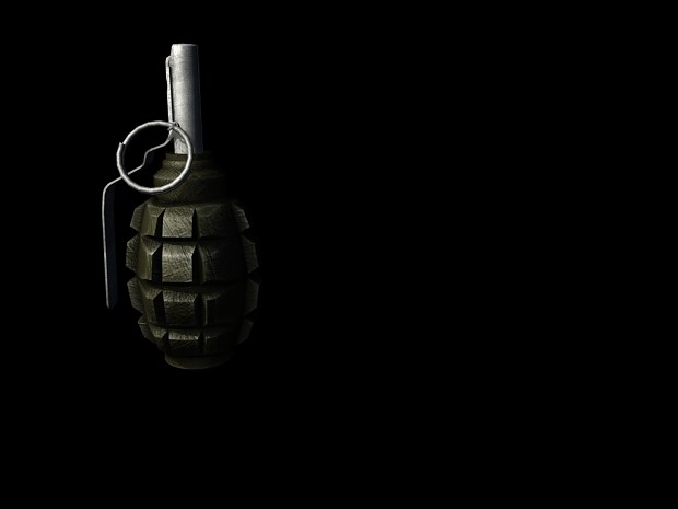 F1 Grenade image - Czechoslovak People's Army (ČSĽA) mod for
