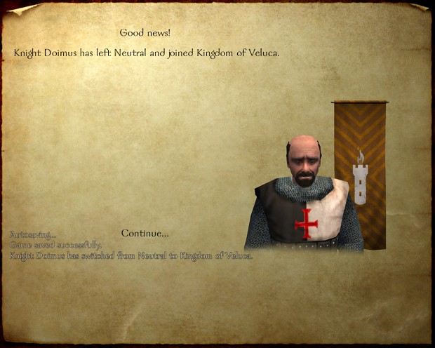 New vassal
