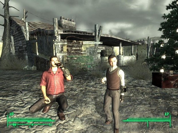 Coop fallout 3