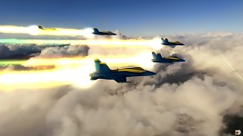 Air Combat Hero Units