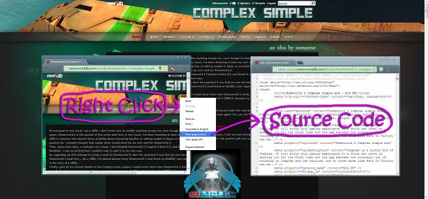 Tutorial Pic: Extracting Page Source Code