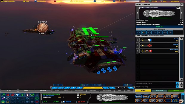 Strategic Battlecruiser with 20 Nuke Launchers!!!