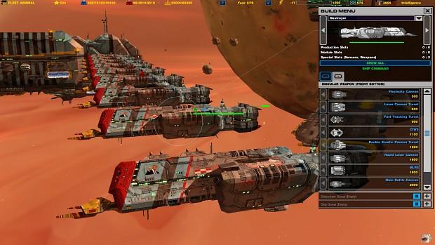 modular destroyer