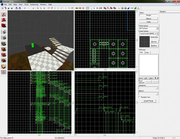 Working Hammer Editor!