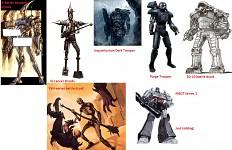 Battle Droid Wish List