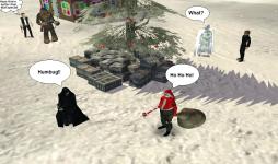 Emperor Scrooge