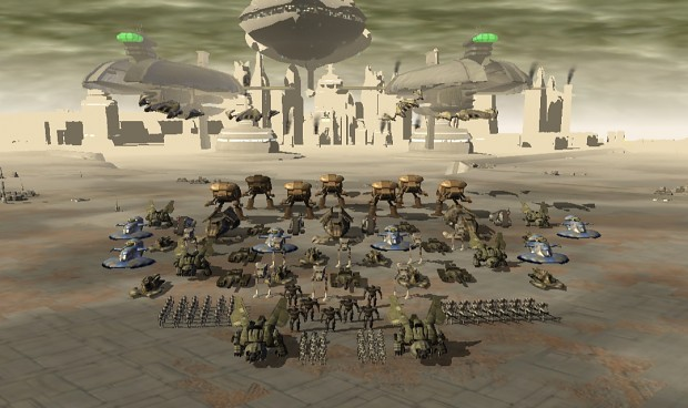 Droid Vehicles