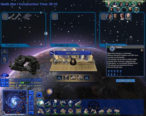 Galactic Civil War GC New Heroes