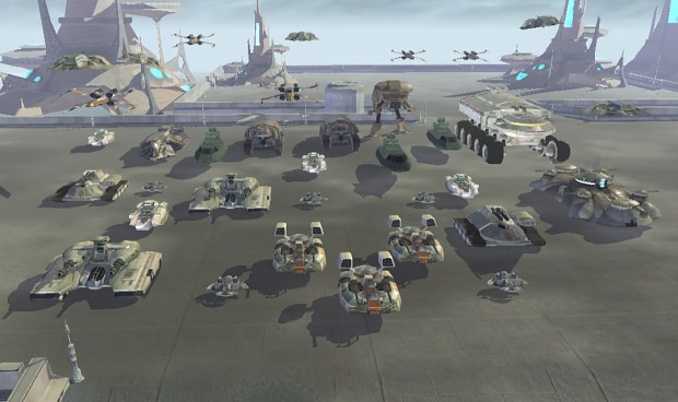 Rebel Vehicles