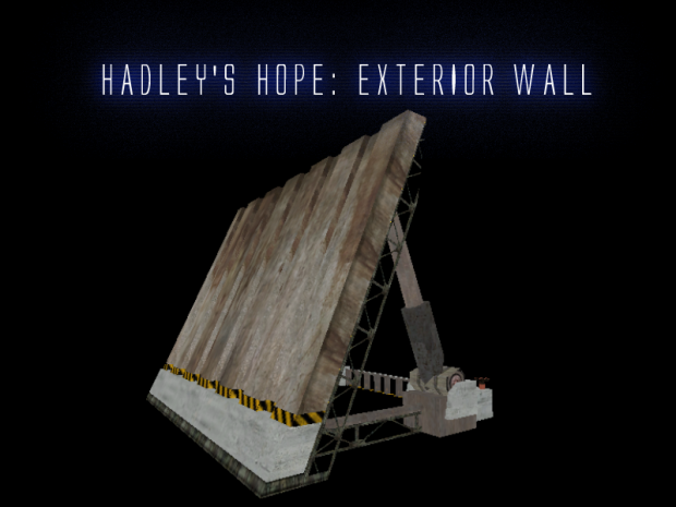 Hadley's Hope: Exterior Wall