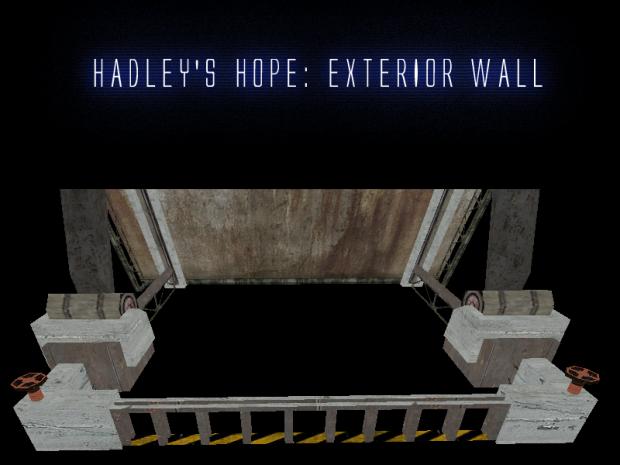 Hadley's Hope: Exterior Wall