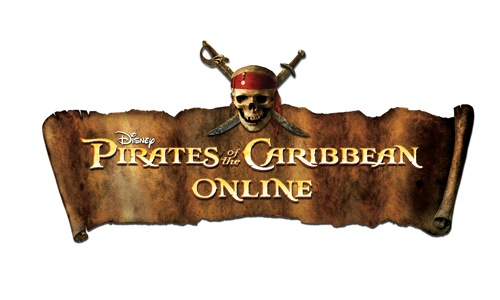 Pirate's Of the Caribbean Logo
