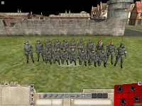 Argintine Troops
