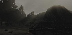 Pine bridge