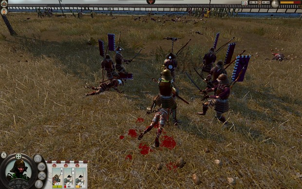 Total War: Shogun 2 - The Patches Scrolls Home