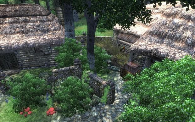 "Oblivion Mod ""Cyrodiil Extended"" - Screenshots"