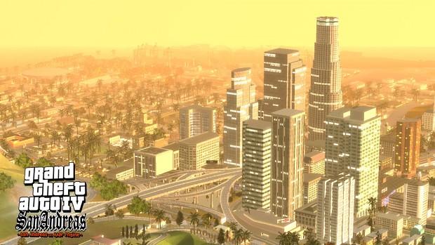 GTA IV: San Andreas Beta #3 screens