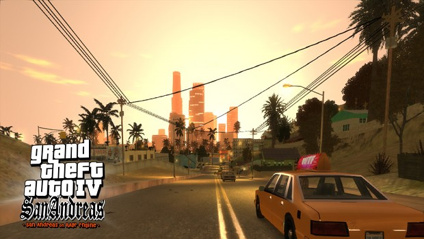 GTA IV: San Andreas Beta #3 screens