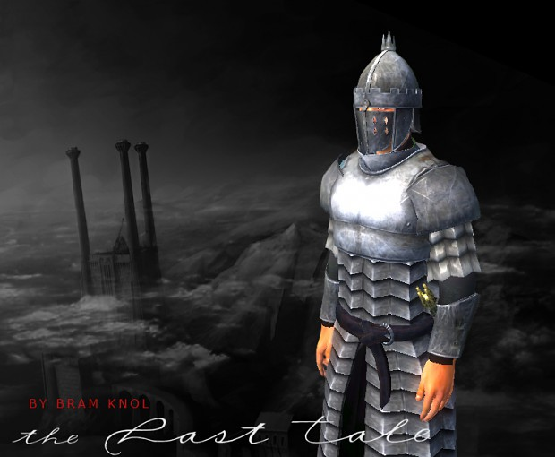Three Towers gaurd armor