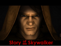 Star Wars the Clone Wars : Story of Skywalker