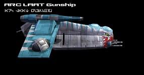 ARC LAAT Gunship