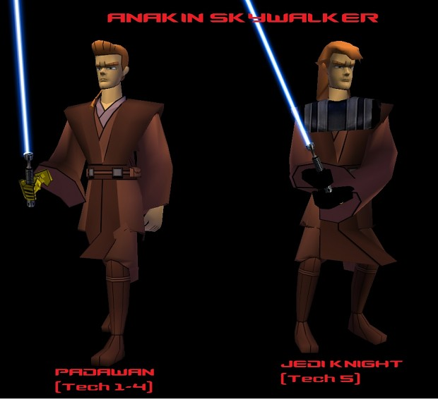 Commander/General Anakin Skywalker