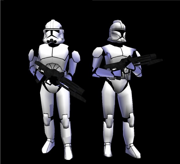 New Phase II Clones