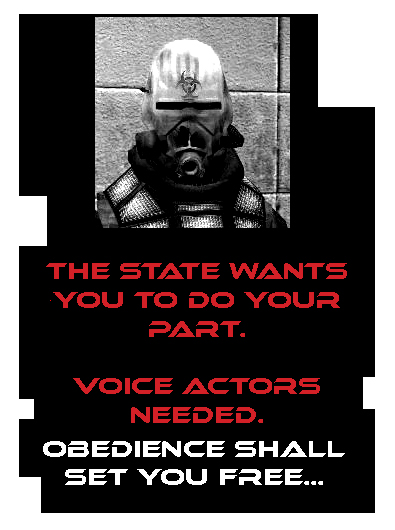 Vocie Actors Wanted