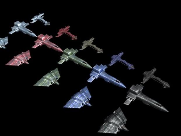 human ships