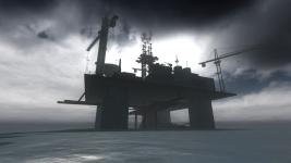Oil Platform WIP