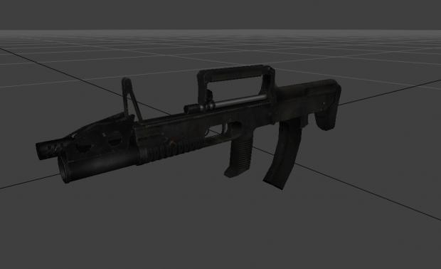 A-91M WIP. HD reskin