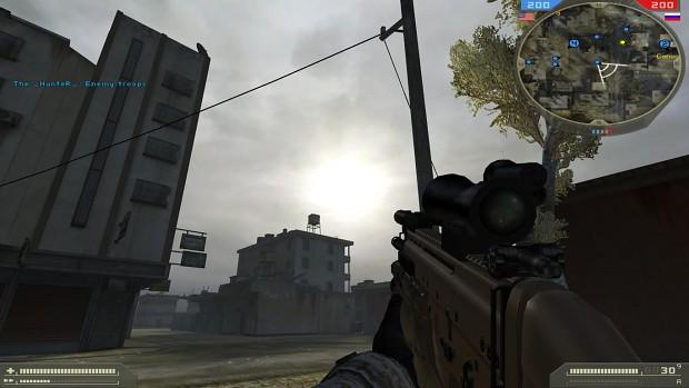 Scar L tactical