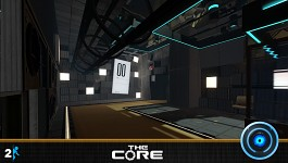 New map layout for CosmicD's The Core