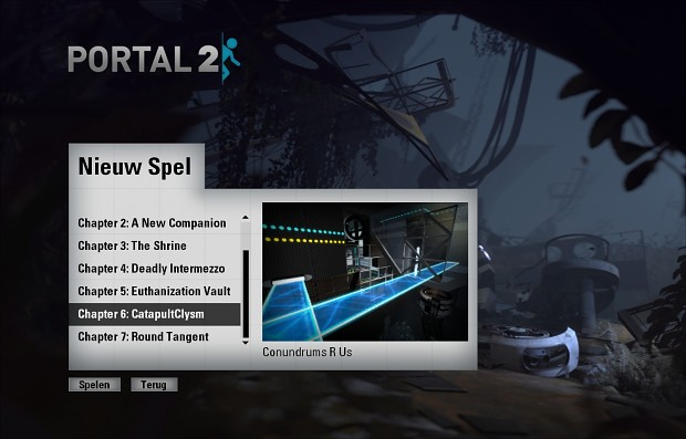 Patch 1.1 new map