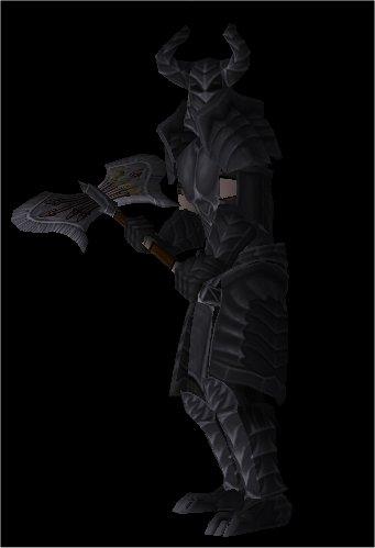 New armorset