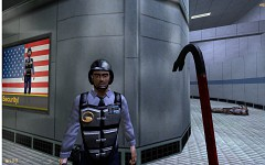 First Images of Half Life: Evolution