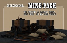 "Introducing the (first)""Mine-Pack"""