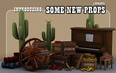"Introducing ""Some new props"" (update)"