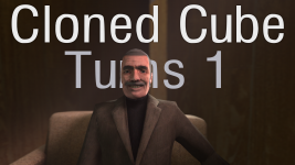 Happy Birthday Cloned Cube