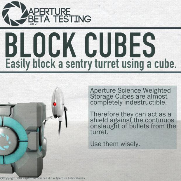 Block Cubes